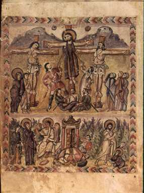 https://upload.wikimedia.org/wikipedia/commons/f/fc/RabulaGospelsCrucifixion.jpg