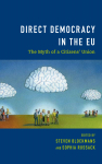 "Book Launch in Copenhagen: ""Direct Democracy in the European Union – The Myth of a Citizens' Union"""