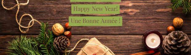 La mulți ani 2019! Happy New Year! Une Bonne Année!